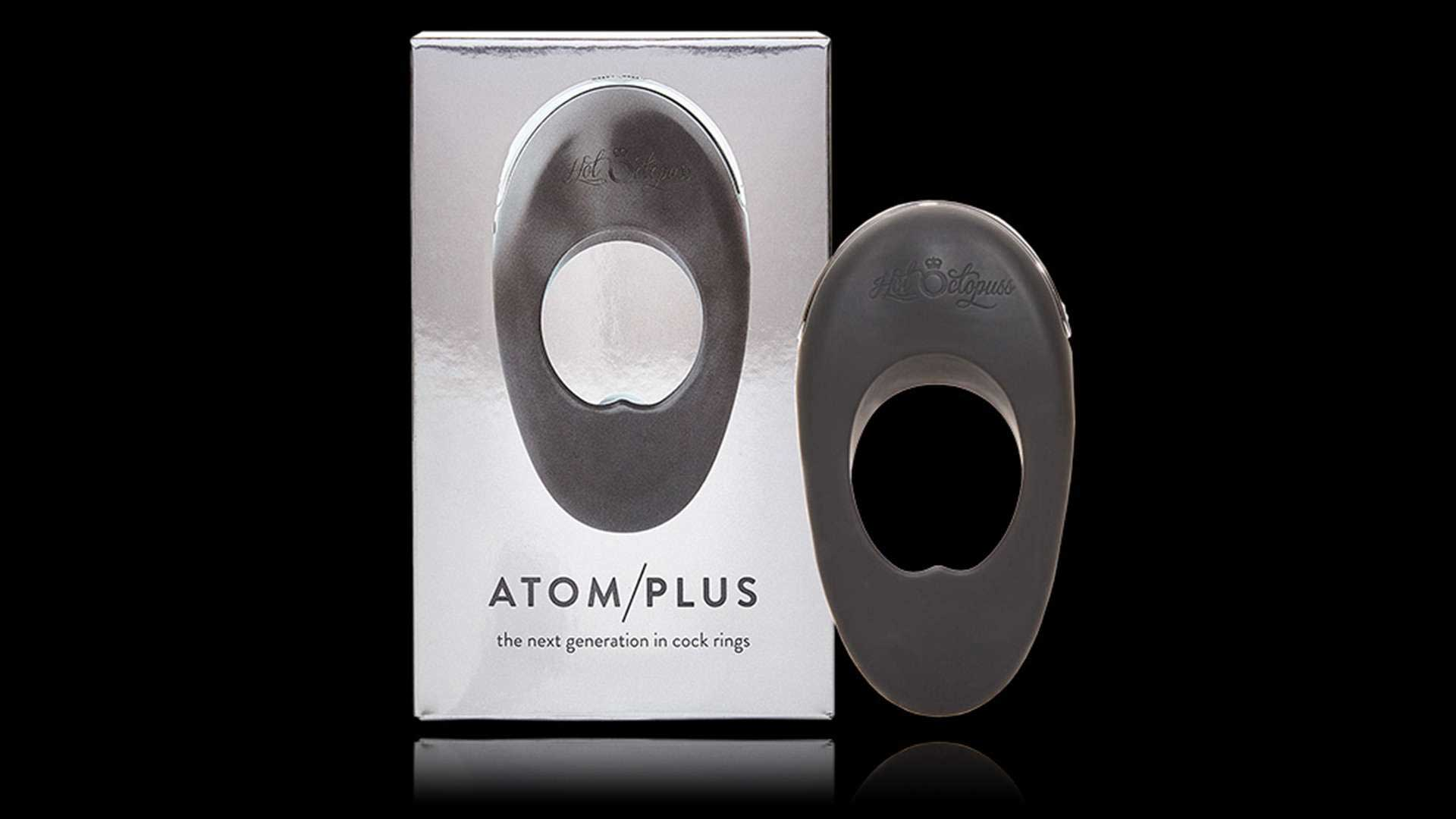 ATOM PLUS box and product