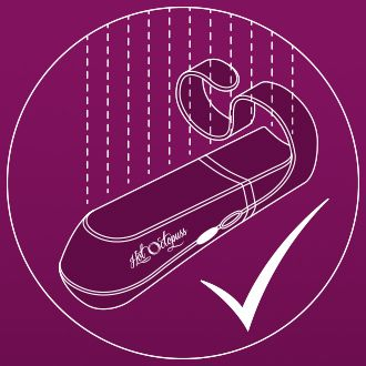 DiGiT Vibrator 100% waterproof