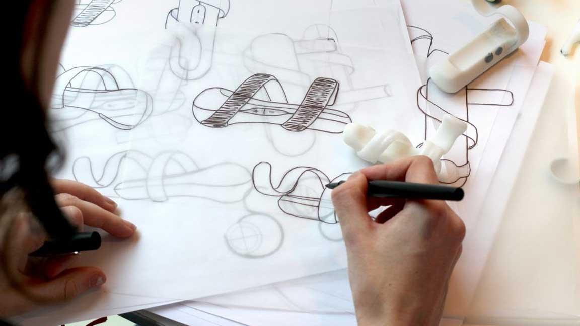 Designing the DiGiT prototype artwork