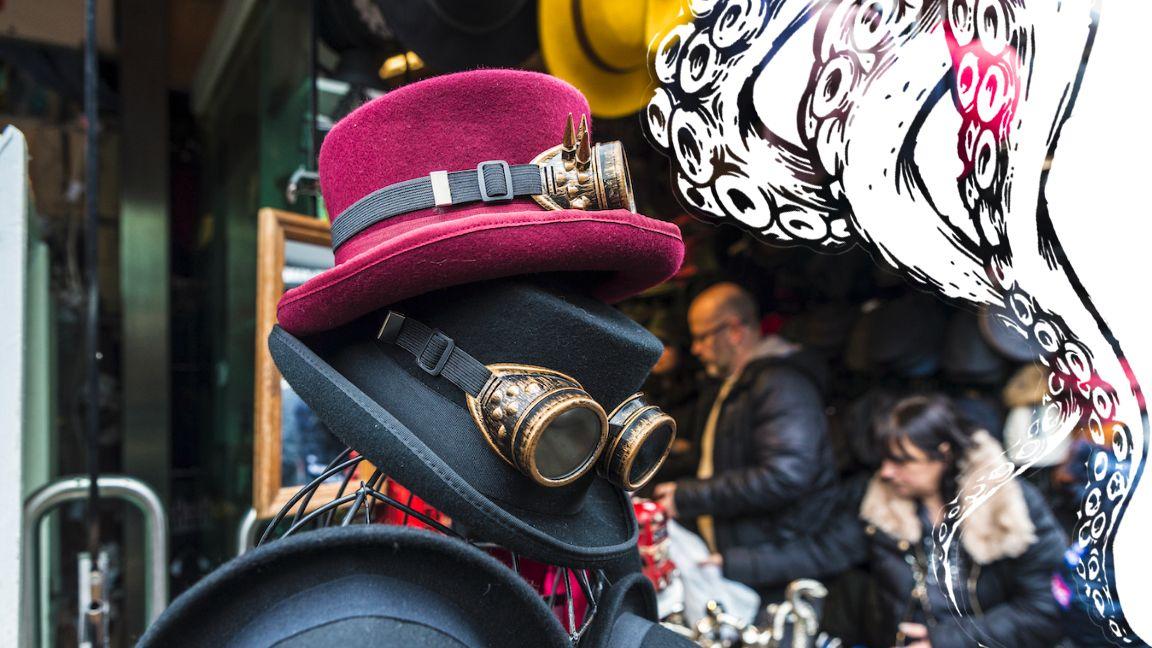 Camden Town Market London