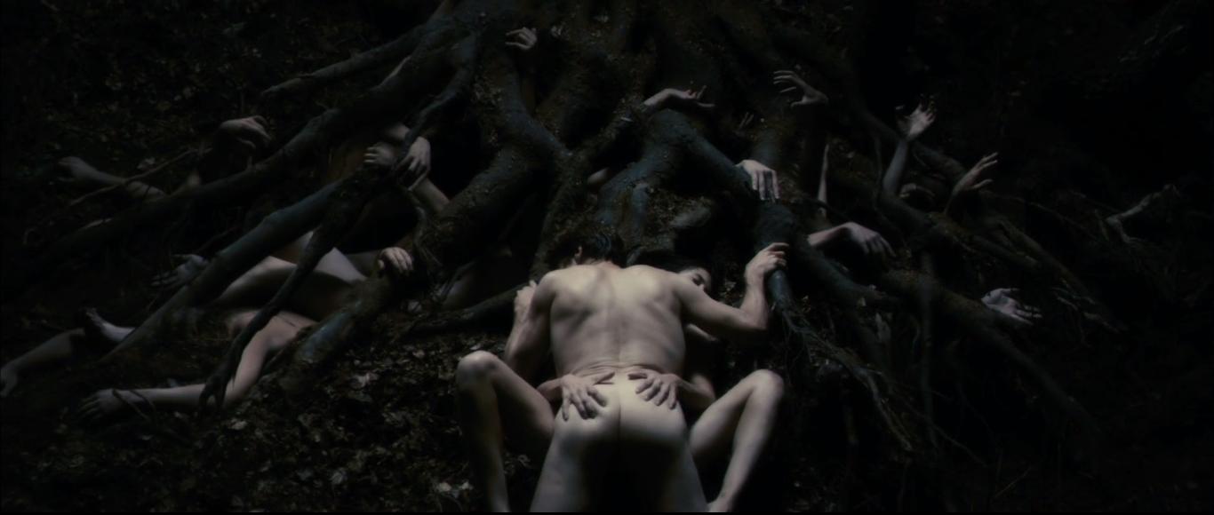 Antichrist film by Lars Von Trier