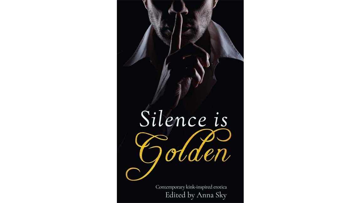 Silence is Golden book cover