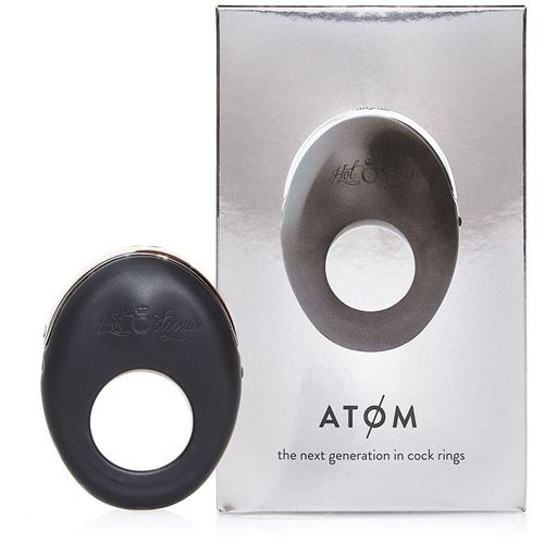 ATOM Cock Ring Couples Toy - with Box - on a white background