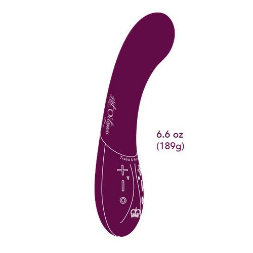 KURVE G Spot Vibrator Weight of the Device is 189 grams