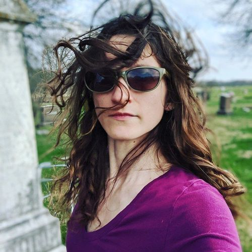 Leandra Vane Author Pic