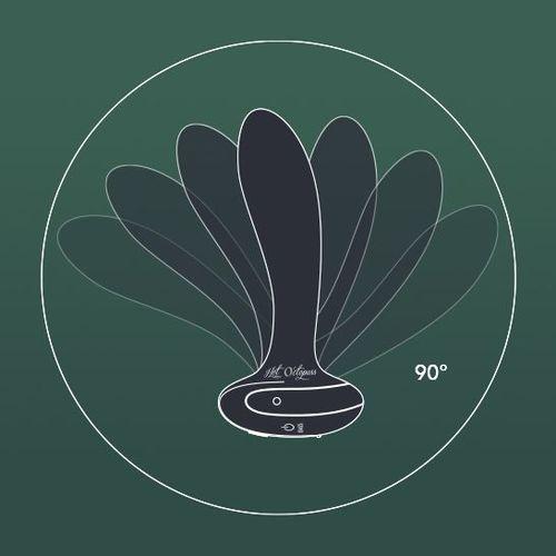 90 degree flexibility - PleX with flex