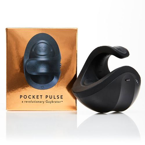 Pocket Pulse Male Toy with its Box