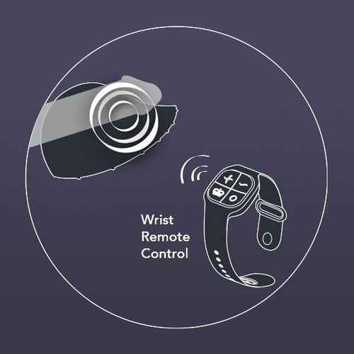 Pulse Solo Lux with Wrist Watch Remote Control - Luxury Male Sex Toy