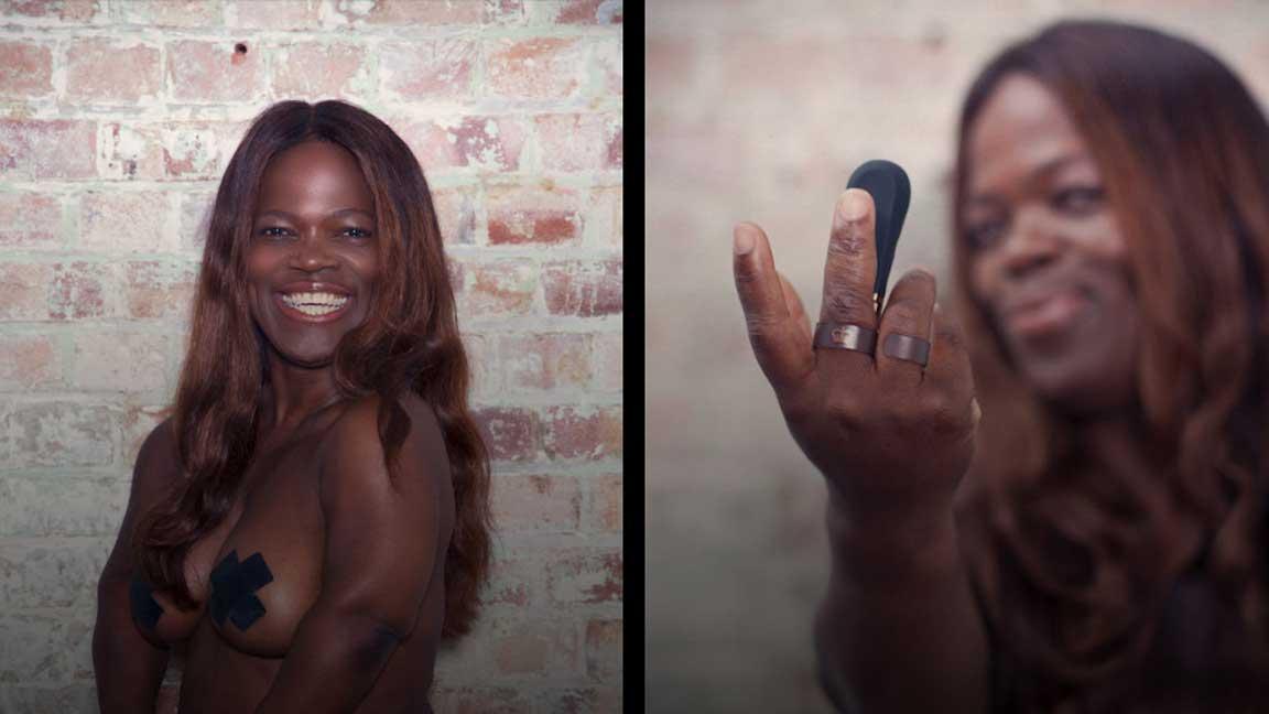 Show Stigma the Finger - Mary